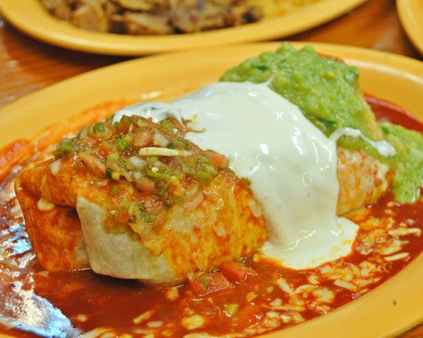 America's 20 Best Burritos - click on slideshow - gotta try all of the NYC ones!