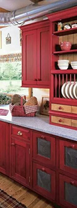 I love! But id use butchers block counter tops