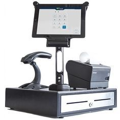 QuickBooks POS Powered By Revel iPad POS System, are the new generation Point of Sale systems. #Retail #POS