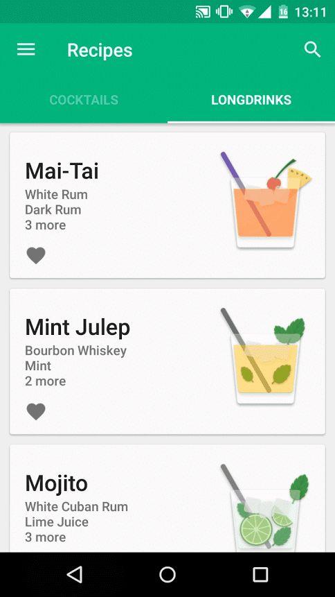 Cocktailer Transition