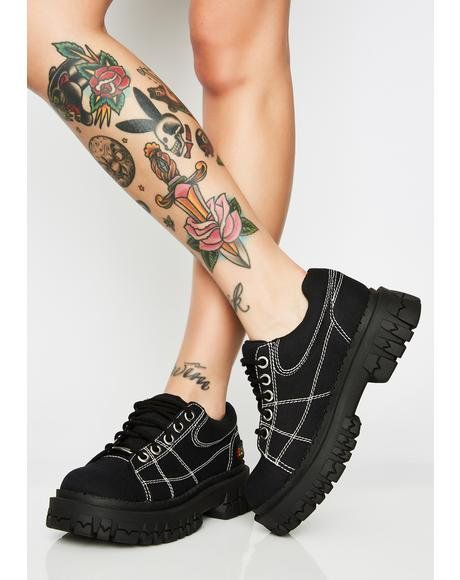 best service fae02 f6d42 dELiA s by Dolls Kill   Dolls Kill  dollskill  delias  deliasbydollskill   90s  90sfashion  oxford  shoes  chunky