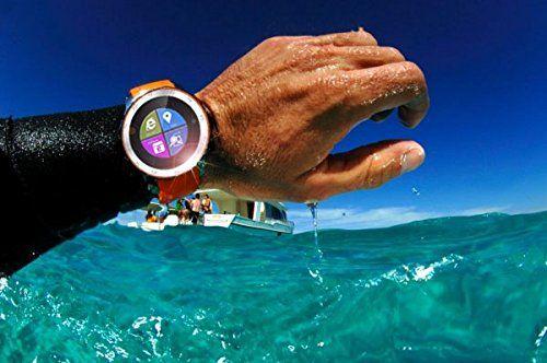 Indigi Android 4.4 Waterproof Smart Watch (3G+WiFi) Google Play Unlocked AT&T T-mobile 145.26  #GSMMobileCellPhone-Support3GGSMQuadBand:GSM850/900/1800/1900MHzWCDMA850/2100MHz Makeandreceivecallsdirectlyfromthewatchitselfwiththebuilt-inMICandspeaker #inDigi #IndigiAndroid4.4WaterproofSmartWatch(3G+WiFi)GooglePlayUnlockedAT&TT-mobile #SmartWatchPhone-S7ORG-CP03...