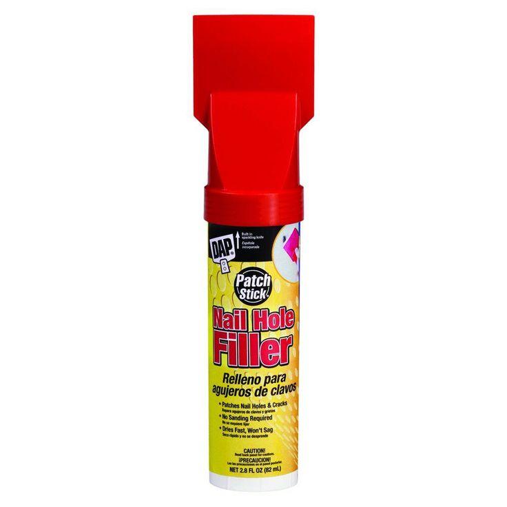 DAP Patch Stick 2.8-oz. Nail Hole Filler