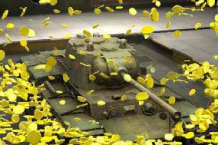 World of Tanks - Gold for premium days and premium tanks