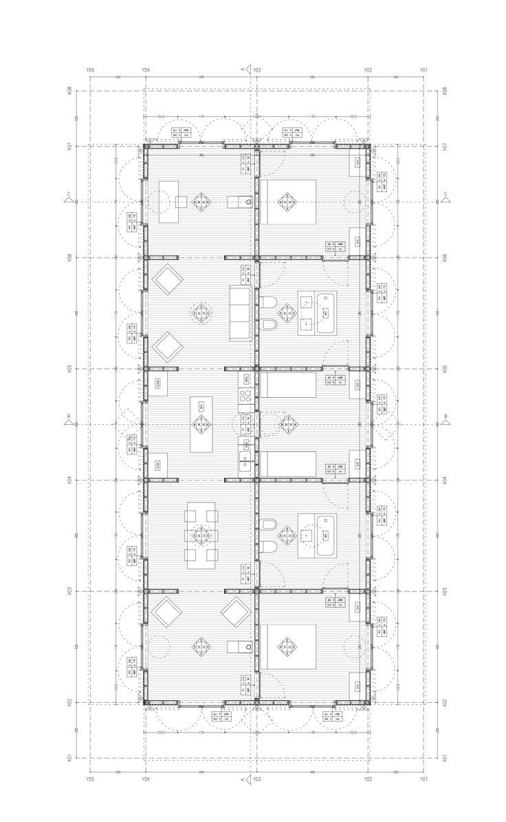 Casa Meri / Pezo Von Ellrichshausen/ La Florida, Chile