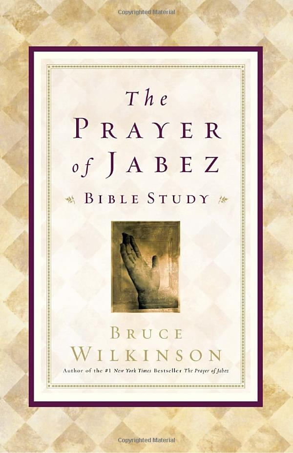 The Prayer of Jabez - How to Receive God's Promises