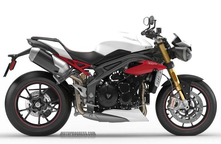 TRIUMPH Speed Triple 1050 R 2016