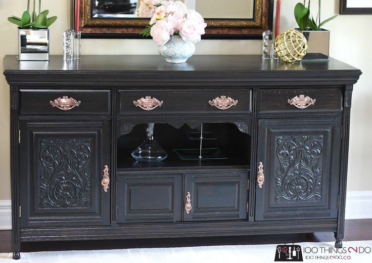 25 Best Ideas About Dining Room Buffet On Pinterest