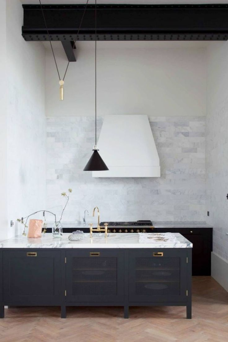 13 Kitchen Cabinet Ideas That Seriously Rival All-White | MyDomaine