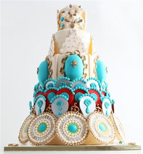 54 best Moroccan themed cakes images on Pinterest Themed cakes