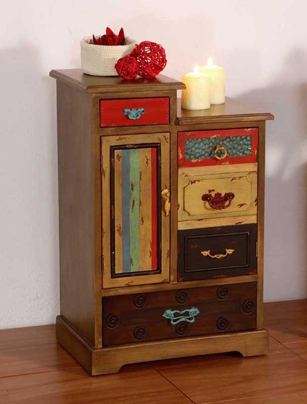 M s de 17 ideas fant sticas sobre consolas en pinterest - Muebles de entrada vintage ...