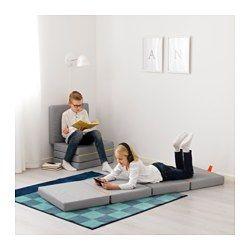 SLÄKT Sitzkissen/Matratze faltbar - - - IKEA