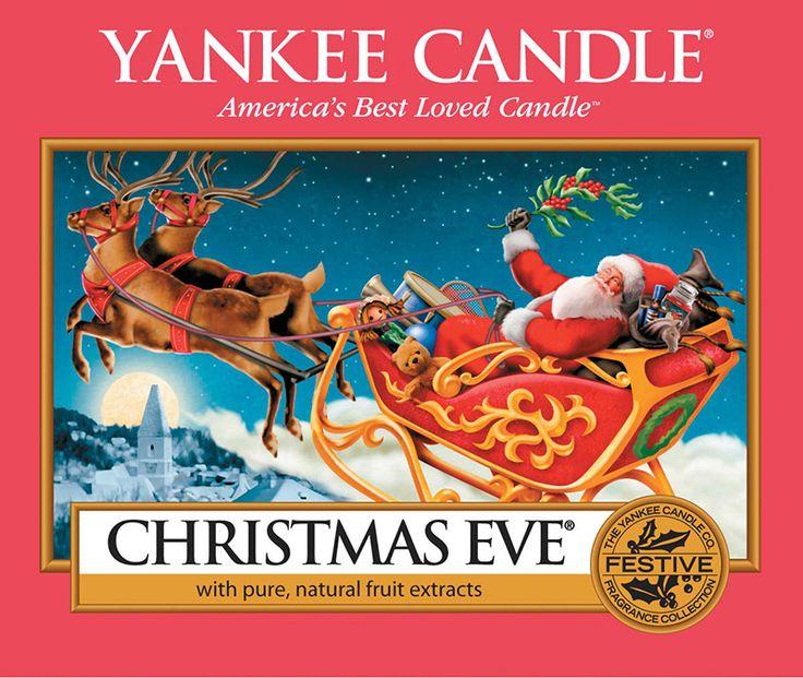 Christmas Eve rea 2016; Passa på så länge det finns i lager. Traditionsrik och värmande juldoft med sockrade plommon och kanderande frukter.  #YankeeCandle #REA #ChristmasEve