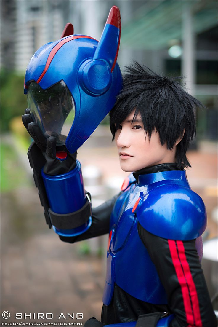 Hiro Hamada (by Liui) // Just saw Big Hero 6 and fell in love with Baymax. :)