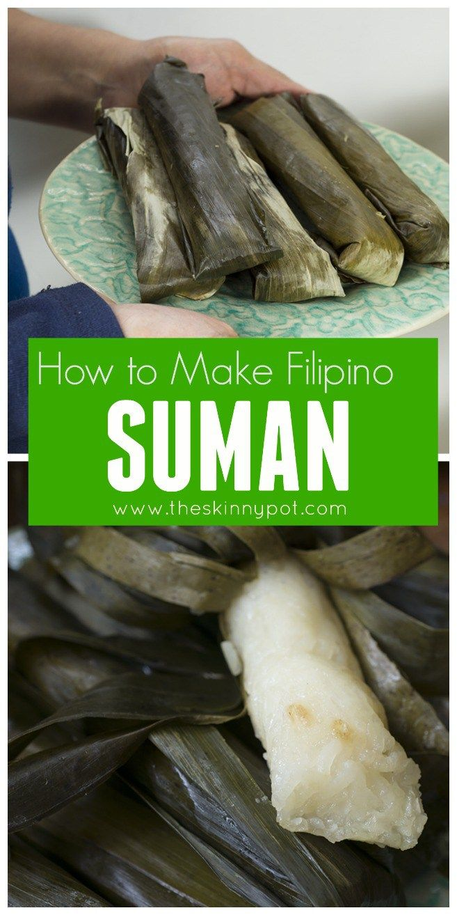 How to Cook Suman that Actually Tastes Like Suman Plus Video