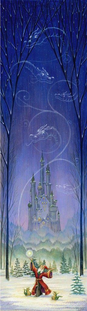 ☆ Snow Wizard -::- By Randal Spangler ☆