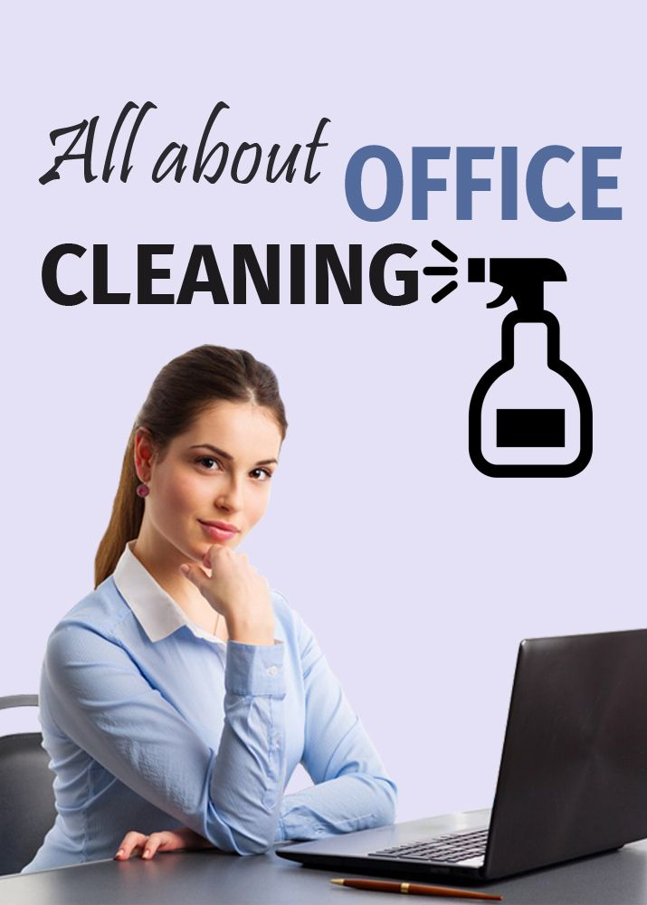 If you have to clean your office, here are some tips and tricks that will help both you and your co-workers. Article here: