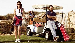 トミーヒルフィガーのゴルフラインならオシャレがキマる!