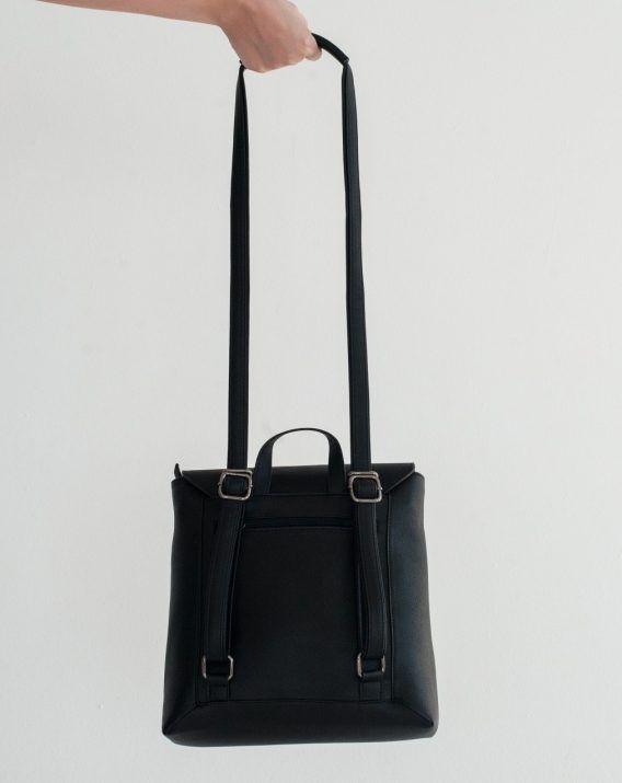 Grace Backpack - Black - Blossom & Glow