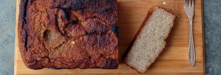 High Protein Banana Bread - Food Babies Love