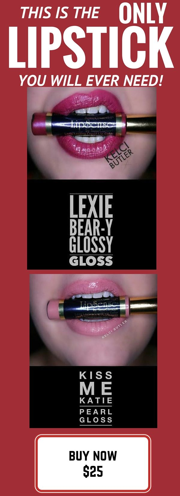 Looking For The Best Liquid Lipstick On The Market? Look No Further!  Lipsense Is