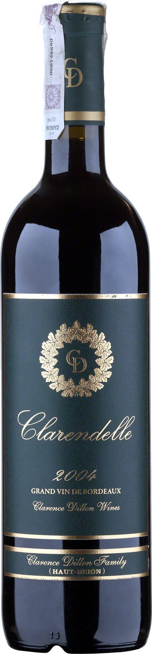 """Clarendelle to flagowe wino nowego projektu należącego do rodziny Dillon. Tej samej, której perłą jest """" Chateau Haut-Brion, należące do """"Wielkiej Piątki"""" Bordeaux. Nowoczesne, nastawione na przyjemność picia i szerokie grono konsumentów. Jedwabista tanina, nieprzeładowane ekstraktem i nutami dębiny, zachęcające interesującym, złożonym bukietem, umiejętną konstrukcji i elegancją. #Wino #Bordeaux #Winezja #Clarendelle"""