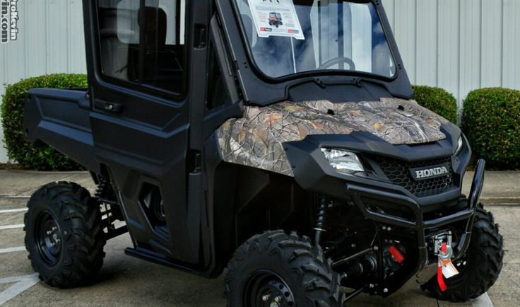 2016 Honda Pioneer 700 Accessories Review | Discount Parts Prices + Detailed Pictures! Roofs, Windshields, Doors, Winches, Bumpers for the SXS700 plus more by www.HondaProKevin.com