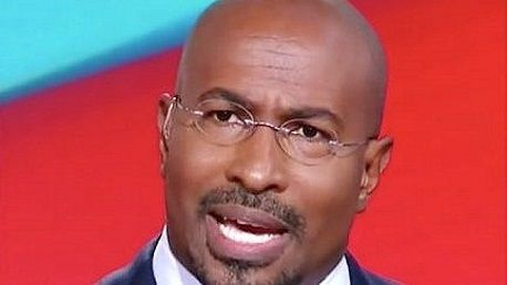 'WHITELASH against a black president': Van Jones' irresponsible election meltdown is bizarre, offensive