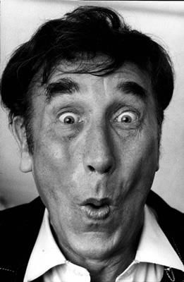 Frankie Howerd British comedian who starred in the TV show 'Up Pompei' in the 70's