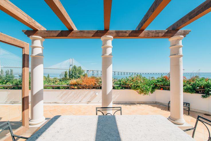 HomeLovers: terrace inspo