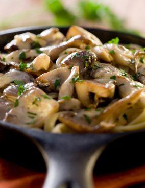 Cholesterol-Busting Oyster Mushroom-Okra MedleyOysters Mushrooms Okra Medley, Droz, Mushroomokra Medley, Oysters Mushroomokra, Food, Dr. Oz, Oysters Mushrooms Recipe, Cholesterolbust Oysters, Cholesterol Bust Oysters