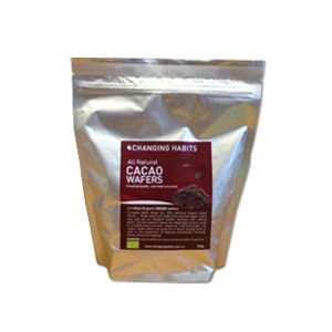 Cacao Wafers | Changing Habits