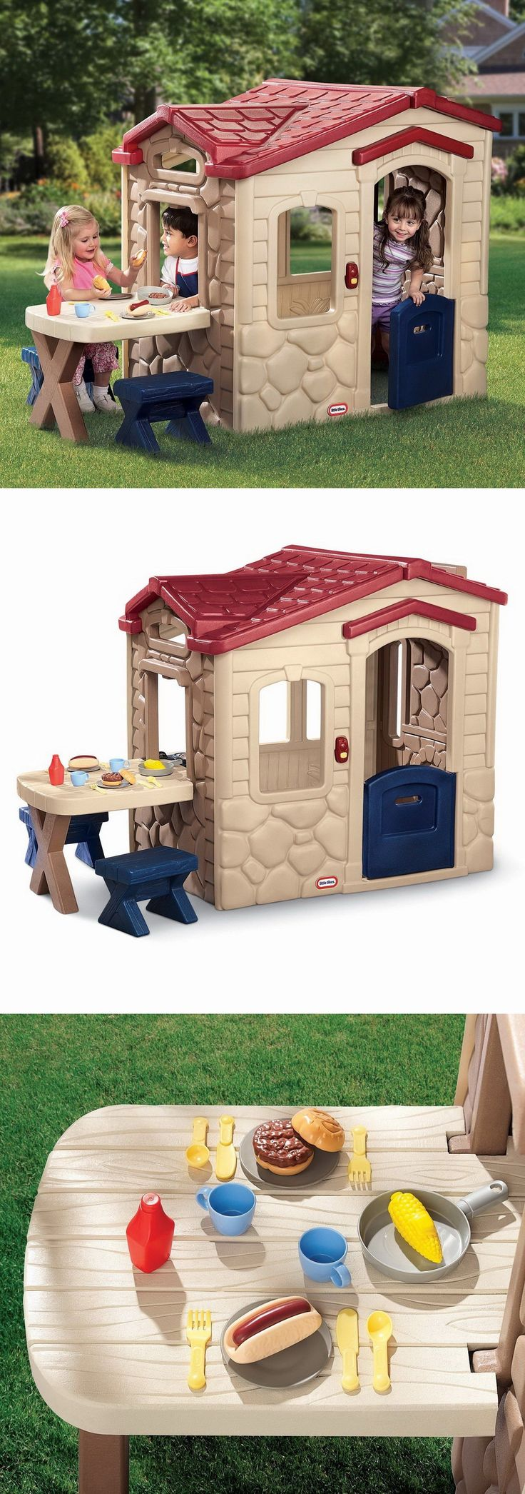 The 25 best Little tikes house ideas on Pinterest Childrens