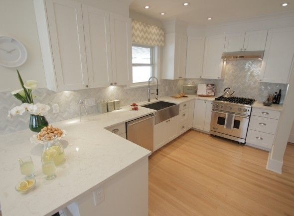 1000 images about in the kitchen cooking up color on for Property brothers kitchen remodels