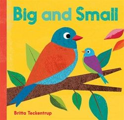 Barefoot Books Big + Small Board Book, $9.95