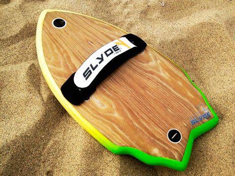 green back series slyde handboards bodysurfing handplane the hand surfboards that get you barreled www.slydehandboards.com