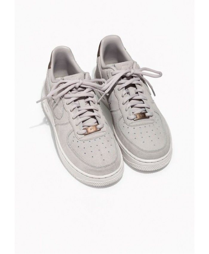 Nike Air Force 1 07 Prm Suede Light Beige Shoes UK Sale  24264bfd0
