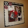 DIY Magnet Board-Great Project For Teens Or On A Rainy Day