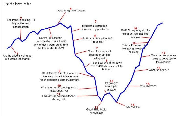 Life of a trader