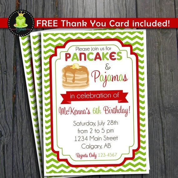 14 best christmas pj party images on pinterest christmas parties pancakes and pajamas party invitation pajama by foreveryourprints 1200 filmwisefo