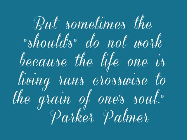 parker palmer Parker j palmer is an author, educator, and activist who focuses on issues in  education, community, leadership, spirituality and social change he is the  founder.