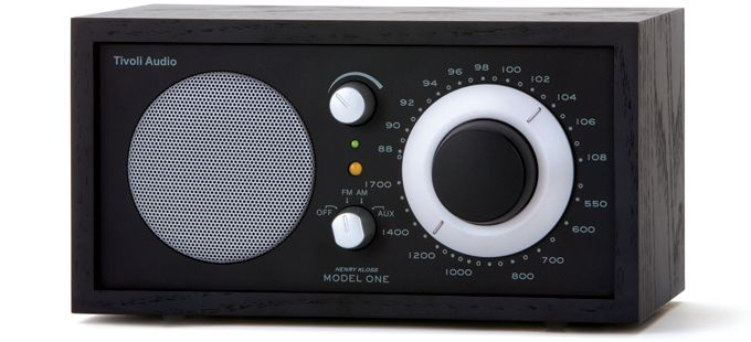 Model One® Radio | Tivoli Audio introduced two new lines of its NetWorks and Model One radios. First one can tune in stations from around the globe via a WiFi connection, will soon be available in six new colors and four textures.( grass green, stone gray, ocean blue, carmine red, midnight black, and frost white) The textures, however, in patterns called zebra, chisel, lines, and V-stripes, demand attentionwith their energetic, jazzy looks.