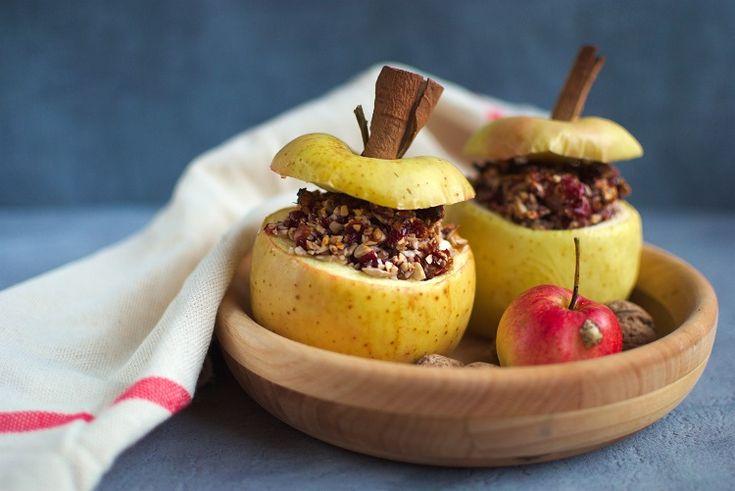 Pieczone jabłka - przepis idealny