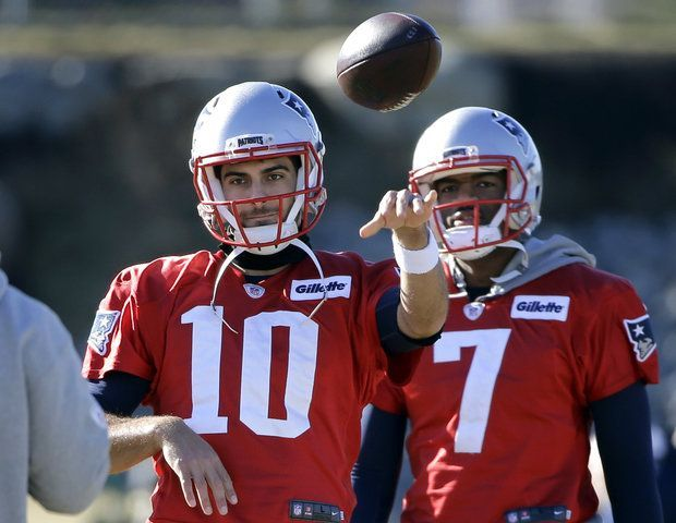 New England Patriots have best backup QB situation in NFL, according to ESPN ranking