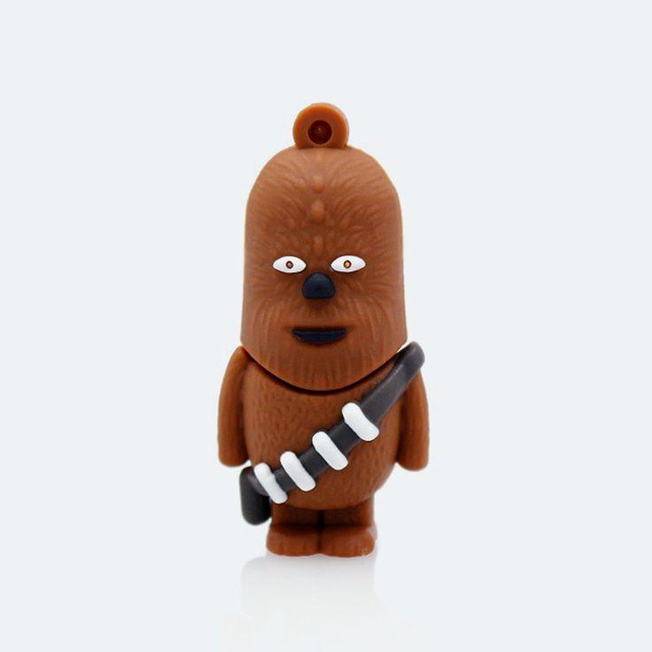 Star Wars Chewbacca Pendrive