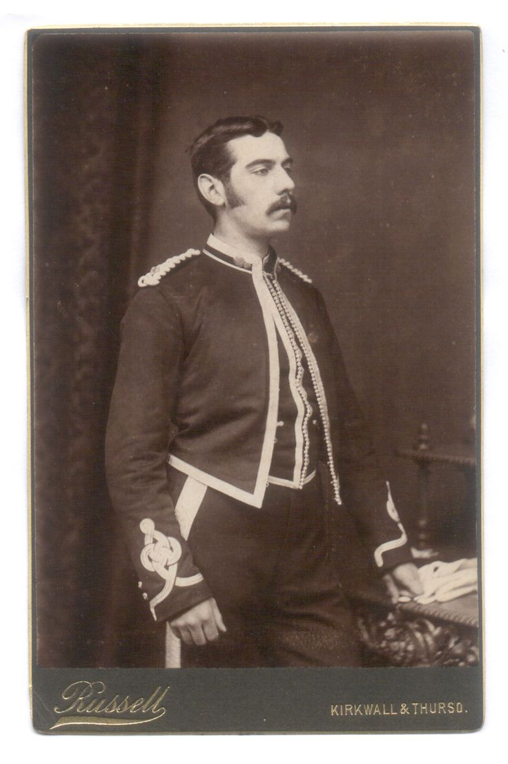 Lt william adams of the caithness artillery volunteers for Adams cabinets perth