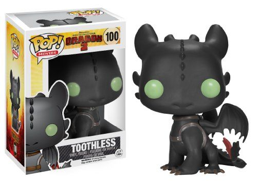Funko POP! Movies: How To Train Your Dragon 2 - Toothless -