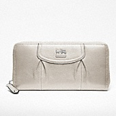 Coach Madison wallet - this is great, good for organizing your stuff and looking good doing it ;)