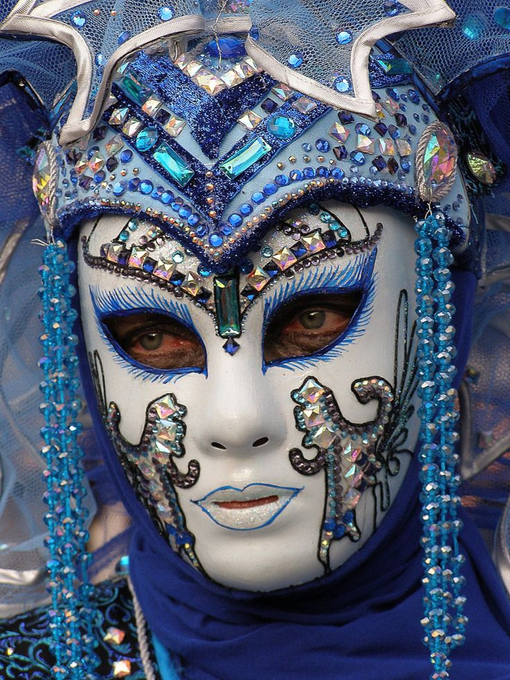 Venice Carnival 2015 by Lesley McGibbon