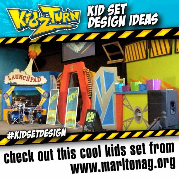 496 Best Images About Decor (VBS/Themed Kids Church